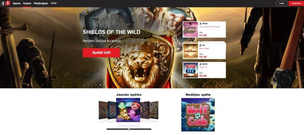 11.lv kazino mājaslapa kazino karalis