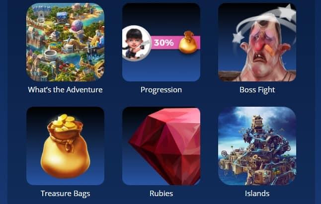 Casino Heroes spelu automati online