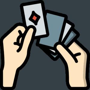 kazino kāršu spēles