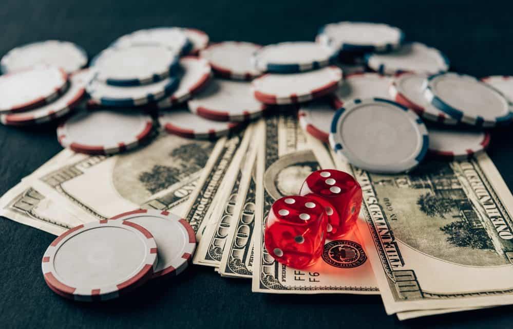 azartspēļu budžets