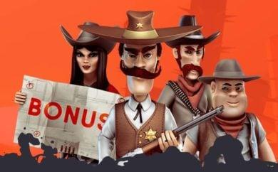 GunsBet iepazisanas bonuss