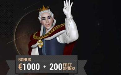 king billy бонус