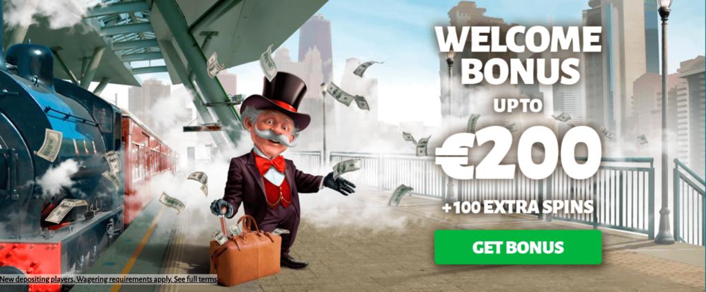 billion casino bonuss