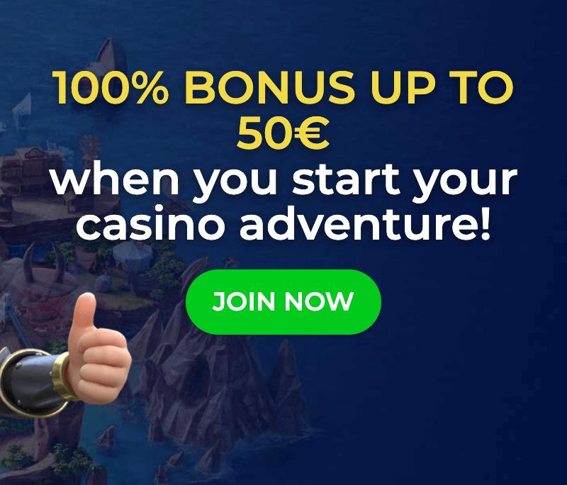 Casino Heroes bonuss