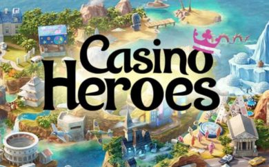 Casino Heroes Welcome Bonus