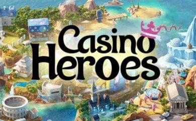 Casino Heroes Welcome Bonus