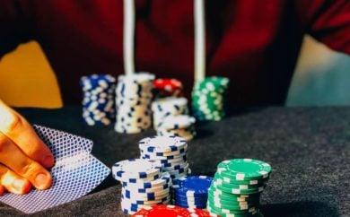 veiksmīgs azartspēļu spēlmanis