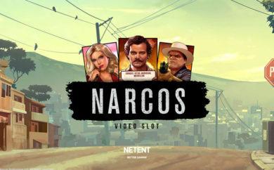narcos spēļu automāts