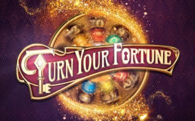 turn your fortune spēļu automāts