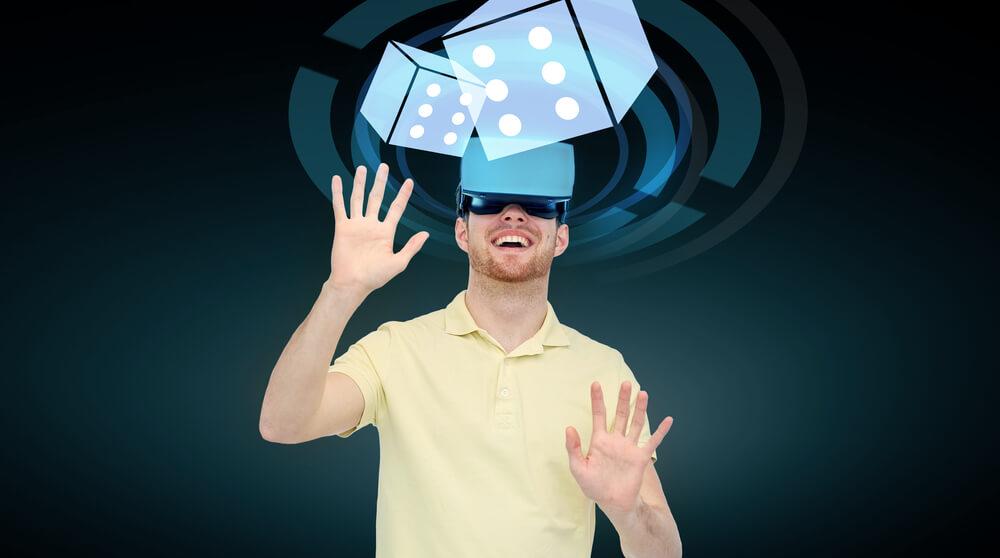 online kazino virtuālā realitāte