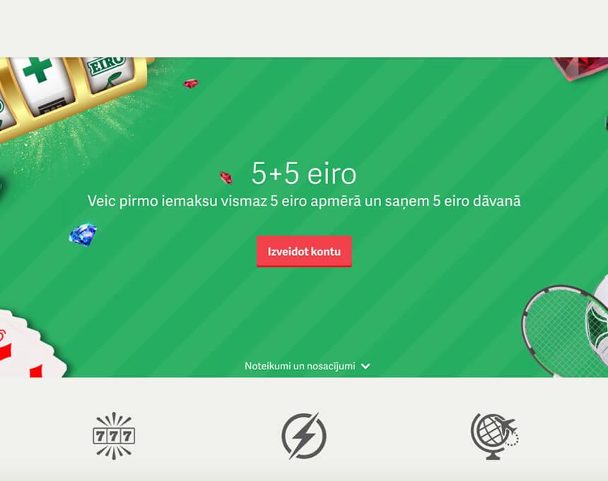 pafbet kazino apskats