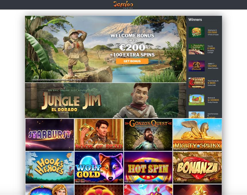 Jambo kazino