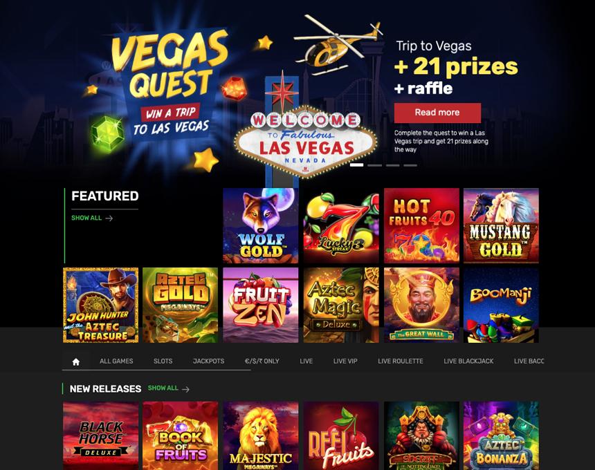 Winz kazino apskats