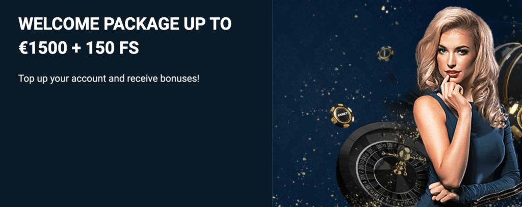1xBet bonuss