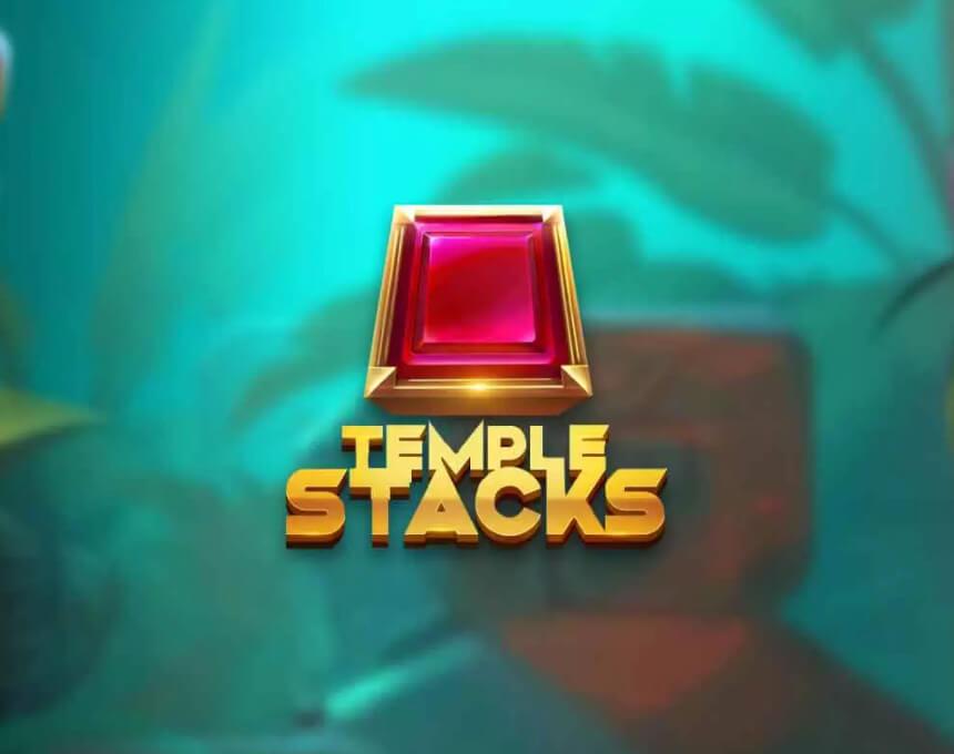 Temple Stacks spēļu automāts