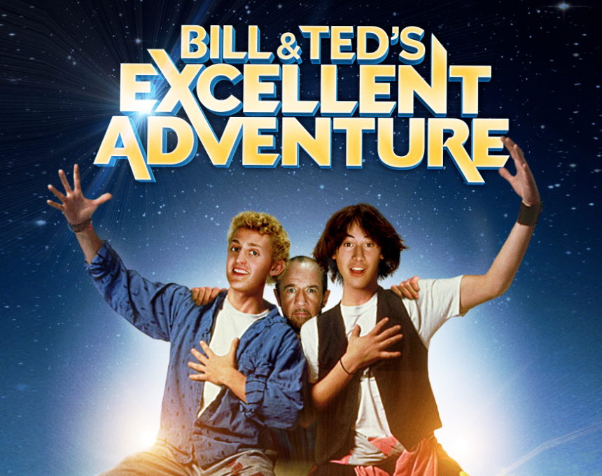 Bill & Ted's Excellent Adventure slot