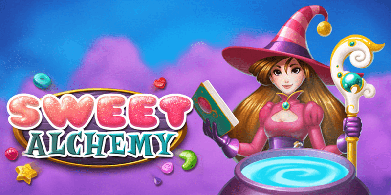 Sweet-Alchemy-Slot