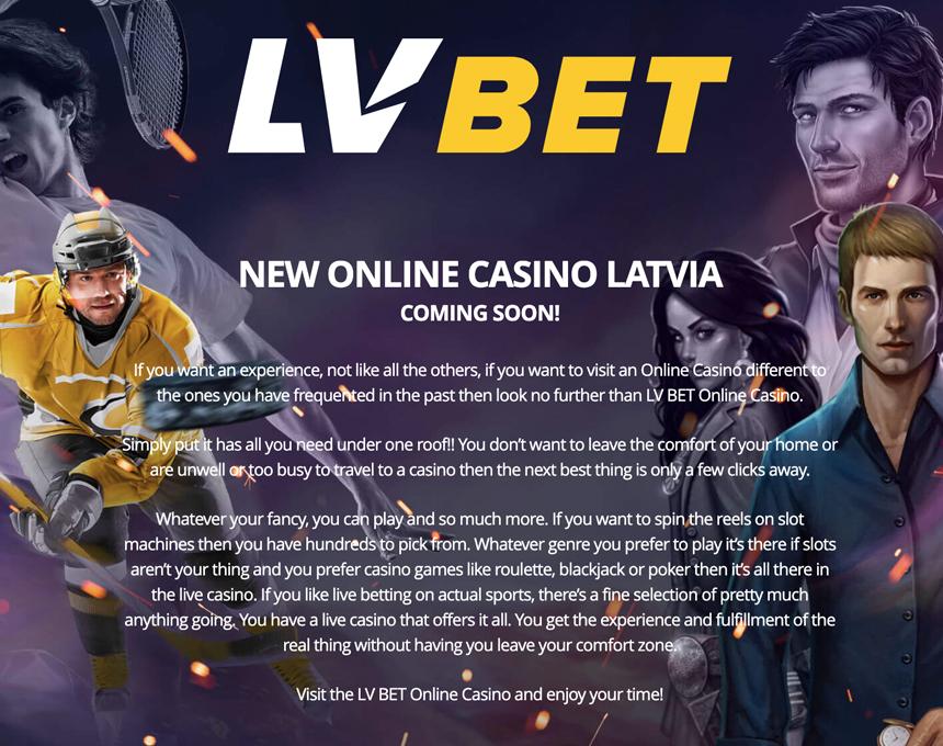 LVBET kazino