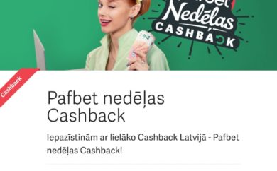 Pafbet Cashback